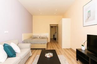 布拉格02區的1臥室公寓 - 40平方公尺/1間專用衛浴Machova 19, # 1, Vinohrady, Praha 2