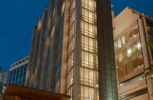洛登温哥華酒店
