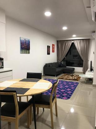 賽城的2臥室公寓 - 650平方公尺/2間專用衛浴 ECLIPSE@ PANGEA 5Star GUEST HOUSE