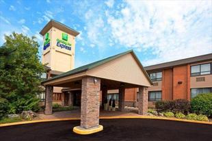多倫多東智選假日飯店Holiday Inn Express Toronto East