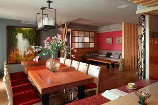 新店區的2臥室公寓 - 181平方公尺/2間專用衛浴Taipei oriental Art Apartment
