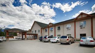 最佳西方Plus巴勒蒙特套房旅館BEST WESTERN PLUS Valemount Inn & Suites