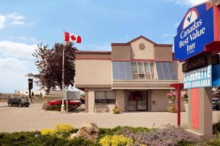 多倫多加拿大最佳價值酒店Canadas Best Value Inn Toronto