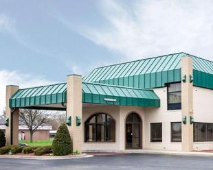 印地安納波利斯優質套房旅館Quality Inn And Suites Indianapolis