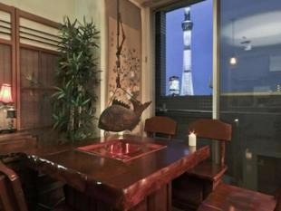 BE 3 Beds room Apartment in Asakusa