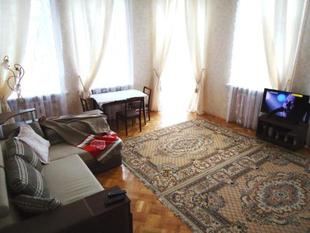 Apartment in the style of old Kyiv