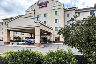 威克斯巴勒斯克蘭頓費爾菲爾德套房酒店Fairfield Inn & Suites Wilkes-Barre Scranton