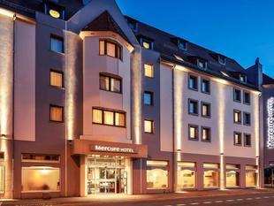 科爾瑪市中心下林登美居飯店Hotel Mercure Colmar Centre Unterlinden