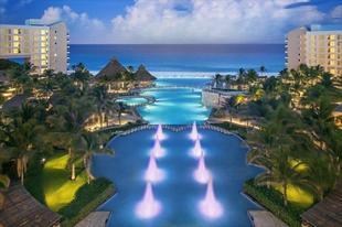 坎昆威斯汀拉格納馬海洋度假村別墅及水療中心The Westin Lagunamar Ocean Resort Villas & Spa, Cancun