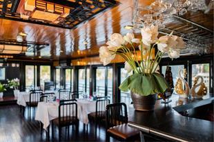 天鵝精品游輪酒店Swan Boutique Cruises