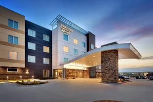 斯普林菲爾德北萬豪萬楓飯店Fairfield Inn & Suites Springfield North