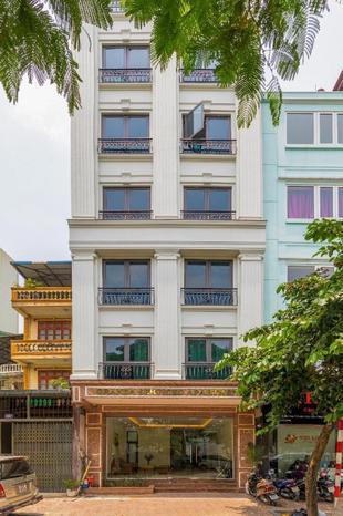 泉和大公寓Granda Quan Hoa Apartment