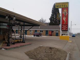 安妮奧克利汽車旅館Annie Oakley Motel Oakley