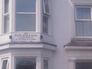 新英格蘭旅館 New England
