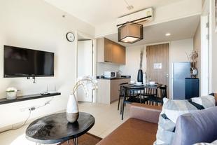 南芭達雅的2臥室公寓 - 53平方公尺/2間專用衛浴 38F Seaview Fantastic Sky Garden Top of Pattaya