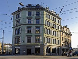 赫爾維蒂飯店Hotel Helvetia