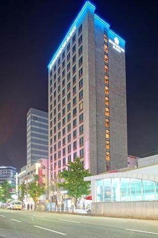釜山史丹福旅館Stanford Inn Busan