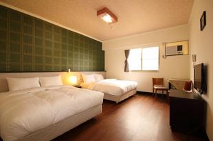 台東池上大坡池度假會館Ikegami Dapo Pond Holiday Club