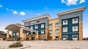 最佳西方PLUS蘭帕瑟斯套房旅館Best Western Plus Lampasas Inn & Suites