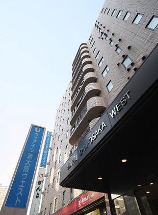 新大阪西維爾旅館Via Inn Shin-Osaka West