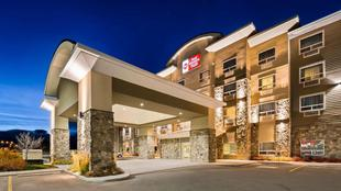 最佳西方Plus奧高托克斯套房旅館Best Western Plus Okotoks Inn and Suites