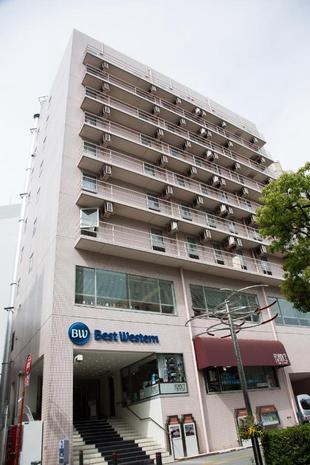 橫濱貝斯特韋斯特酒店
