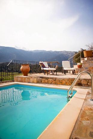 VILLA GALATIA Personal Retreat surrounted by virgin mountains