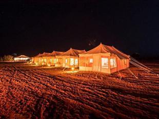 齋沙默爾喬甘營地Joggan Jaisalmer Camp