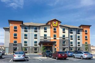 北拉斯維加斯我家飯店My Place Hotel-North Las Vegas, NV