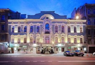 赫爾維蒂亞豪華飯店Helvetia Deluxe Hotel