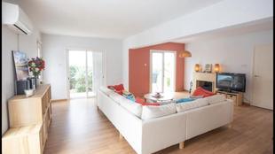Protaras sea view villa with pool