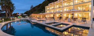 派西亞海灘度假村 Paihia Beach Resort and Spa