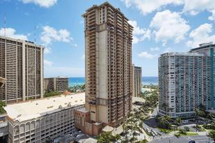 格蘭德威基基希爾頓分時度假俱樂部Grand Waikikian by Hilton Grand Vacations