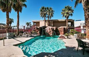 紅頂飯店 - 拉斯維加斯Red Roof Inn Las Vegas