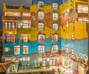 尊順祿藝術旅店Zun Shun Iu Art Villa