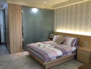 新竹的1臥室公寓 - 35平方公尺/1間專用衛浴travel box