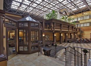 華盛頓特區羅克維爾麗笙飯店Radisson Hotel Washington DC-Rockville