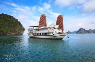 遺產游輪酒店Legacy Cruise