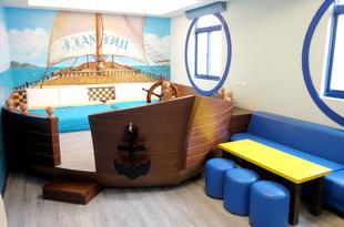 小琉球船屋特色民宿Liouciou Houseboat Speciality Hostel