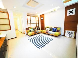大安區的3臥室公寓 - 82平方公尺/1間專用衛浴101 3BD/1min night market/best location