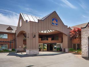 最佳西方Plus蘭利旅館Best Western PLUS Langley Inn