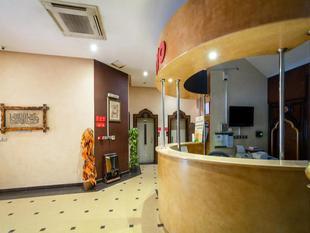 地中海摩洛哥傳統庭院住宅高級旅館 Pension Riad Mediterraneo
