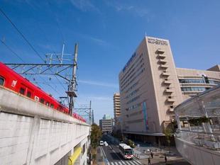 名鐵豐田飯店 Meitetsu Toyota Hotel