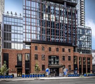 多倫多比薩飯店Bisha Hotel Toronto