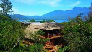 Eco Hostal Azul del Lago