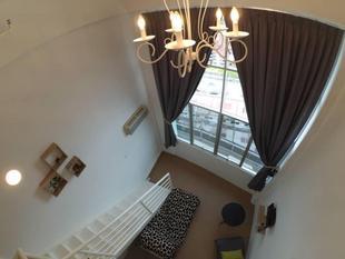 巴彥勒帕的1臥室公寓 - 30平方公尺/1間專用衛浴Comfort Zone @ The CEO Loft by Joal
