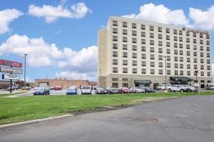 芝加哥奧黑爾機場席勒公園舒適套房飯店Comfort Suites Schiller Park - Chicago OHare Airport