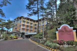 伊麗莎白碧瑤飯店Hotel Elizabeth Baguio