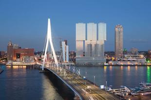 nhow鹿特丹酒店Nhow Rotterdam Hotel