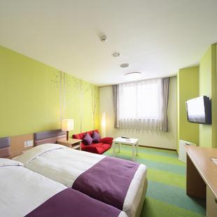 富良野自然華德飯店Hotel Naturwald Furano